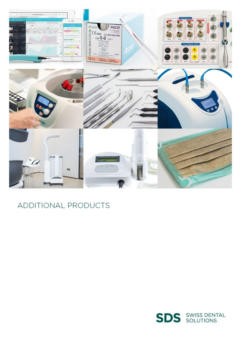 Additional Products catalog