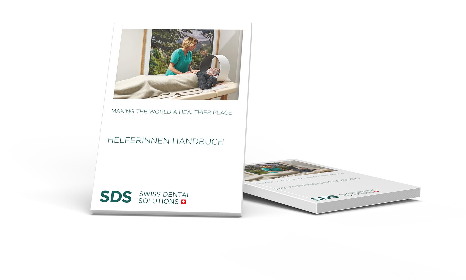 Helferinnen Handbuch Mockup