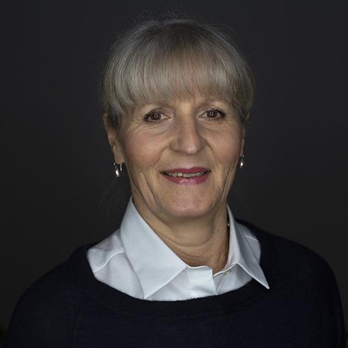 Spezialistin Birgitt Gerndt