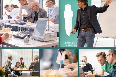 Become an expert in biological dentistry and ceramic implants in only one week