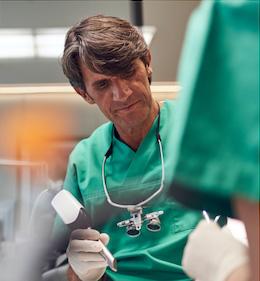 Spezialist Dr. Ulrich Volz