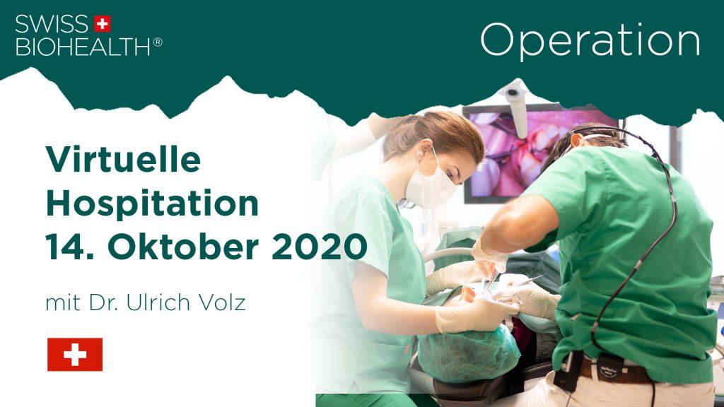 Virtuelle Hospitation vom 14 Oktober